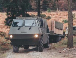 Multidrive Vehicles LTD - Flexible Frame Vehicle