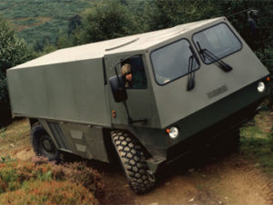 Multidrive Vehicles LTD - Future Cargo Vehicles
