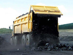 Multidrive Vehicles Horizontal Ejector System - Alternative to Vertical Tippers / Dump Trucks and Walking Floor.