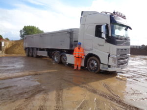 Multidrive Vehicles LTD - Hanson's Martin Taylor