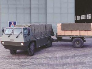 Multidrive Vehicles LTD - Flexible Frame Vehicle (FFV) 4