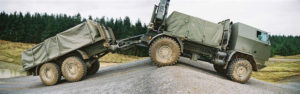 Multidrive Vehicles LTD - Flexible Frame Vehicle (FFV) Hero Image