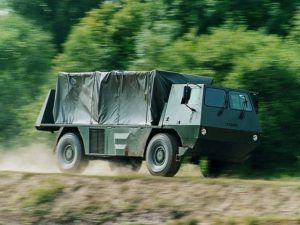 Multidrive Vehicles LTD - Future Combat Vehicle 2