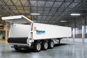 Multidrive Vehicles LTD - Hanson MHE 3D Model