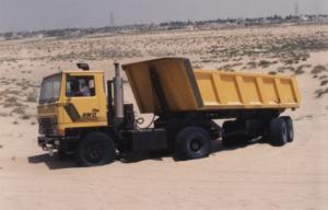 Multidrive Vehicles LTD - MTM55-CMC-Dubai