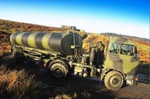 Multidrive Vehicles LTD - Foden Tanker