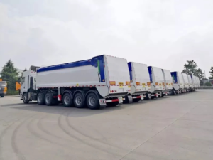 Multidrive Vehicles LTD - Multidrive Horizontal Ejector (MHE) System Fleet